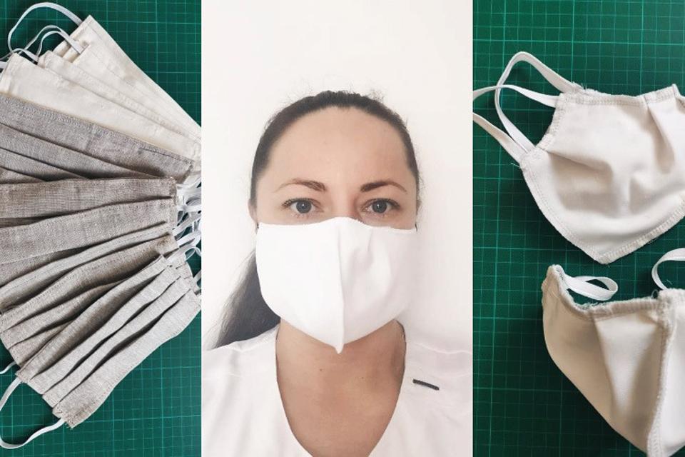 Studentų iniciatyvos: savanorystė ligoninėse bei apsauginių kaukių gamyba