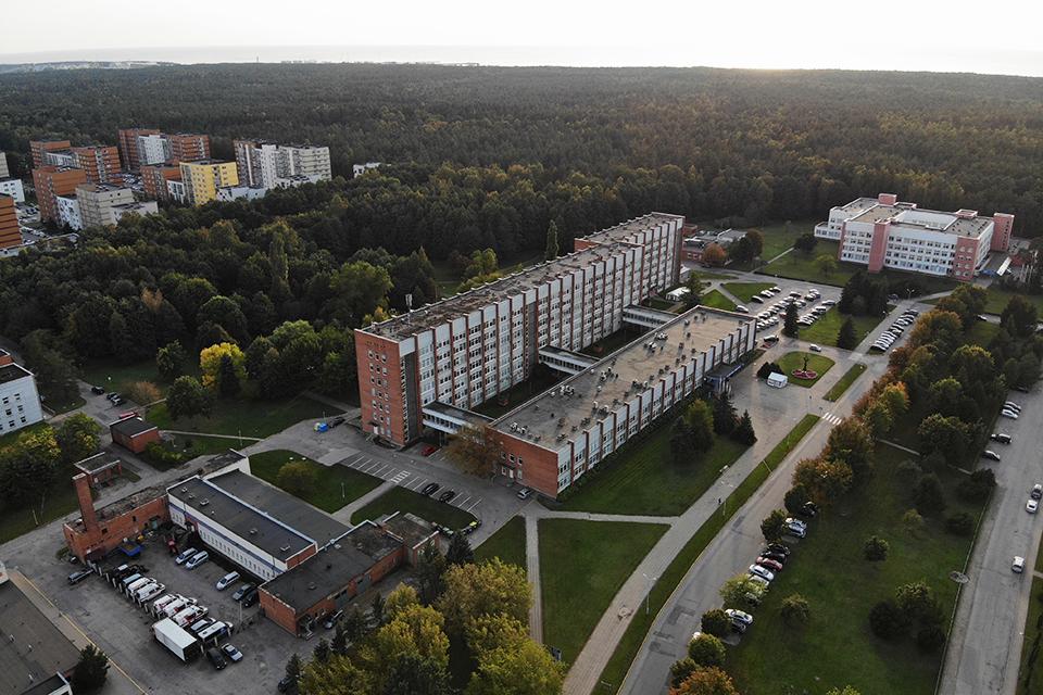 Klaipėdos universitetinė ligoninė: daugumai darbuotojų viskas gerai?