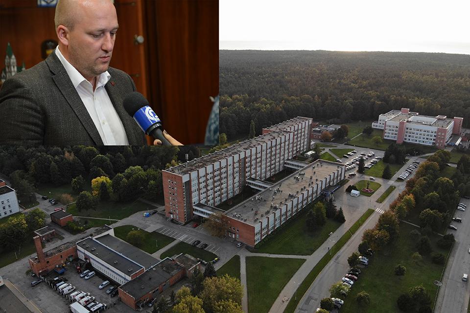 Miesto Tarybos narys įsidarbino savivaldybės ligoninėje