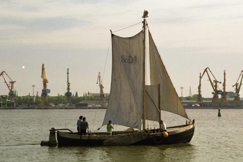 Grįžta istoriniai laivai
