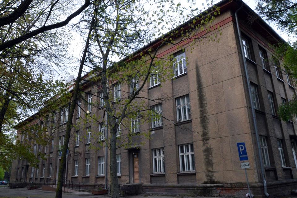 Klaipėdos universiteto objektai nieko nesudomino