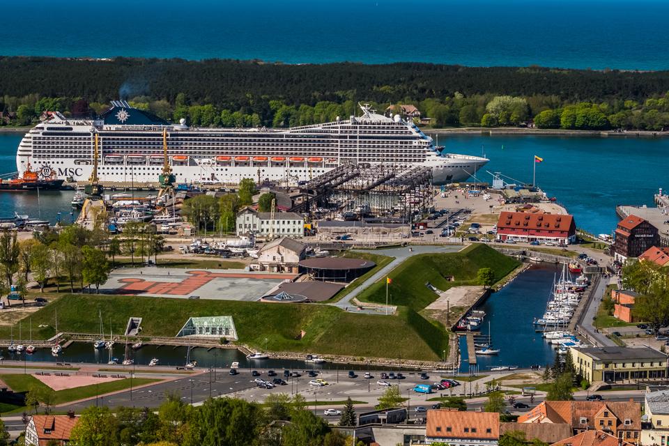 Kruizinių laivų terminalas: per kančias atsiradę vartai į Lietuvą