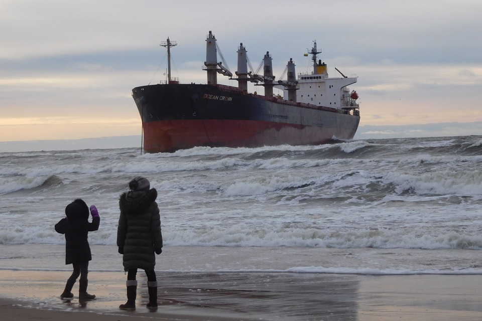 Melnragėje naftos produktai neišsilies?