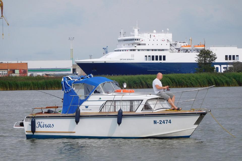 Pakeistas Vidaus vandenų transporto kodeksas