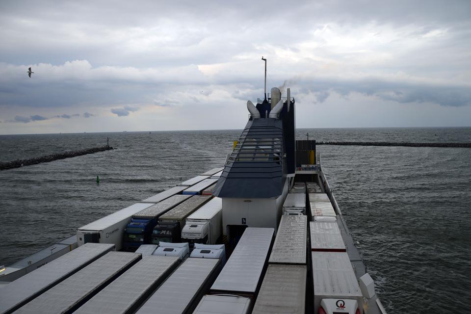 Uoste atnaujinta laivyba