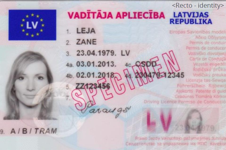 Klaipėdietis įtariamas latviško vairuotojo pažymėjimo suklastojimu