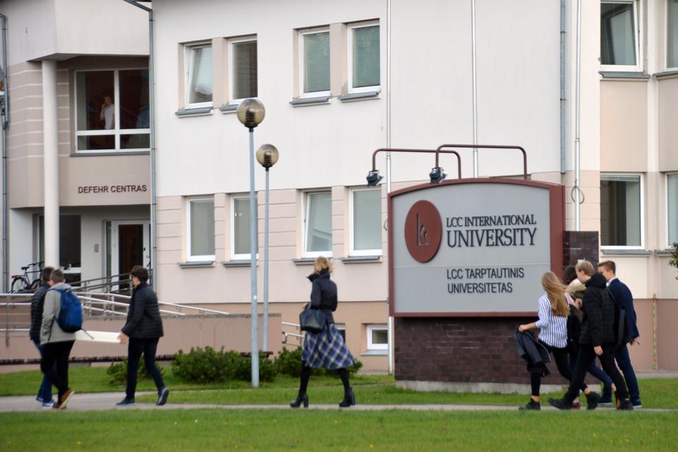 LCC tarptautiniame universitete – pripažintas filmas ir diskusija