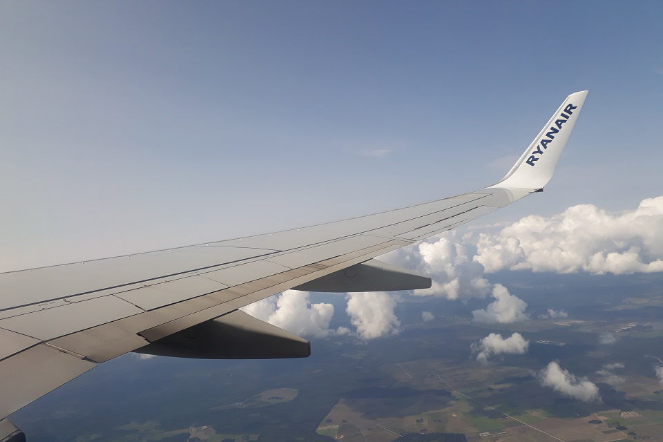 Tėvų namus palikusio Pauliaus svajonė – skristi lėktuvu
