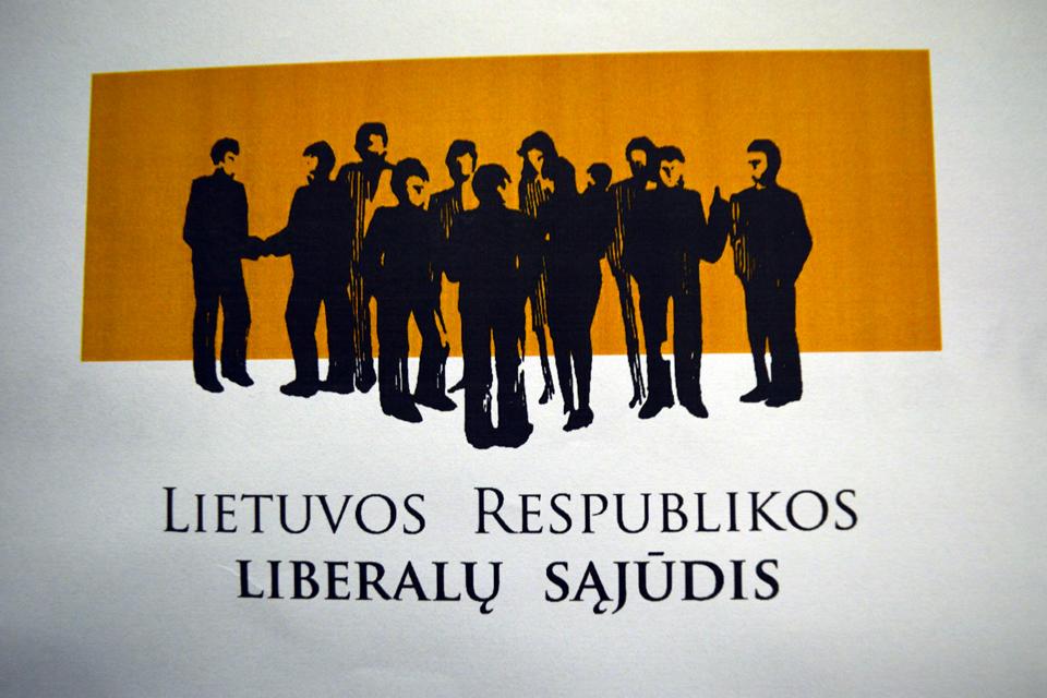 Liberalai patvirtino kandidatus į Europarlamentą
