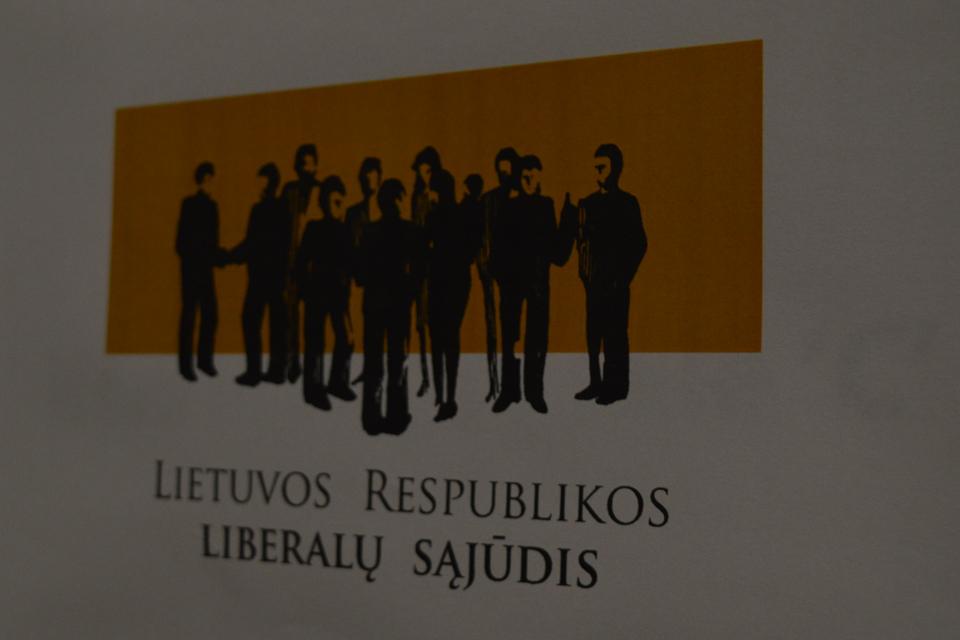 Klaipėdos liberalai – už partijos išsaugojimą