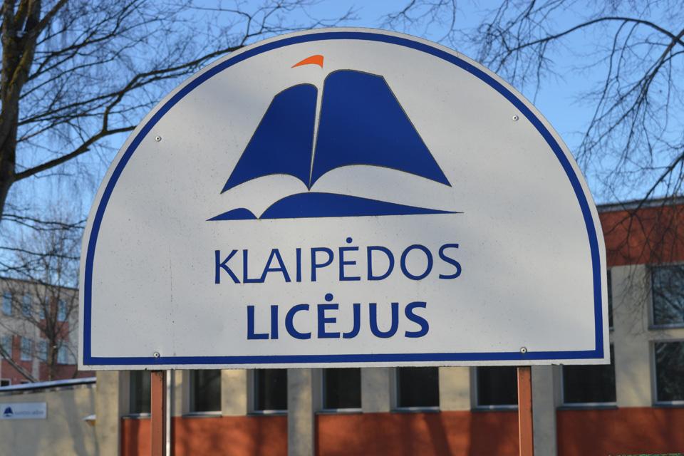 Klaipėdos licėjuje – Tarptautinio bakalaureato diplomo programa