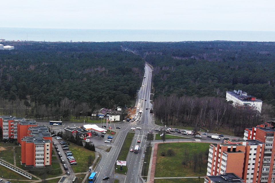 Po 180 tūkst. eurų investicijos P. Lideikio gatvėje – didesnis greitis