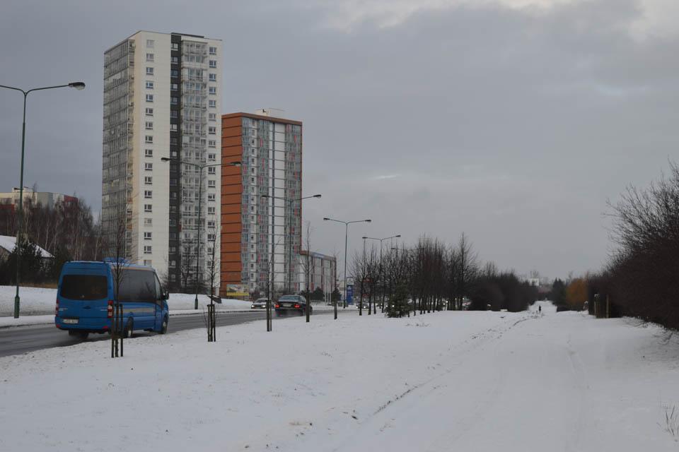 Prie Liepojos gatvės – nauja gatvė