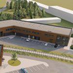 Perspektyvių įmonių vilionėms į Klaipėdą – naujas laboratorijų pastatas