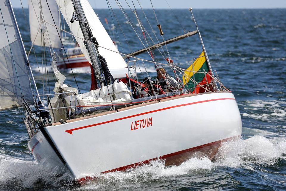 """Jachta """"Lietuva"""": laukiama biudžeto patvirtinimo"""