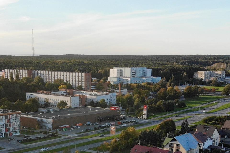 Seimas žengė pirmą žingsnį Klaipėdos universitetinio ligoninės centro kūrimo link