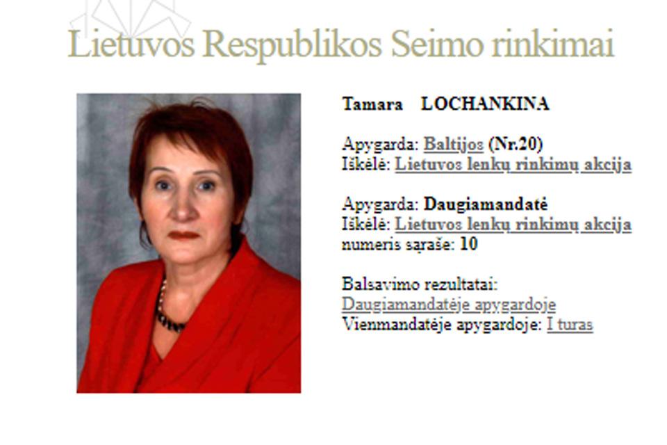 """Oficialus partijos """"Rusų aljansas"""" pareiškimas"""
