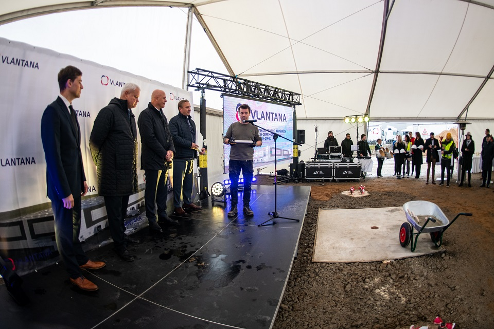 Šalia Klaipėdos iškils naujas logistikos centras