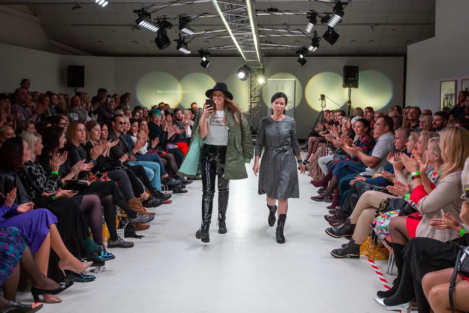 """""""Fashion Week Klaipėda"""" uždarė madų šou"""