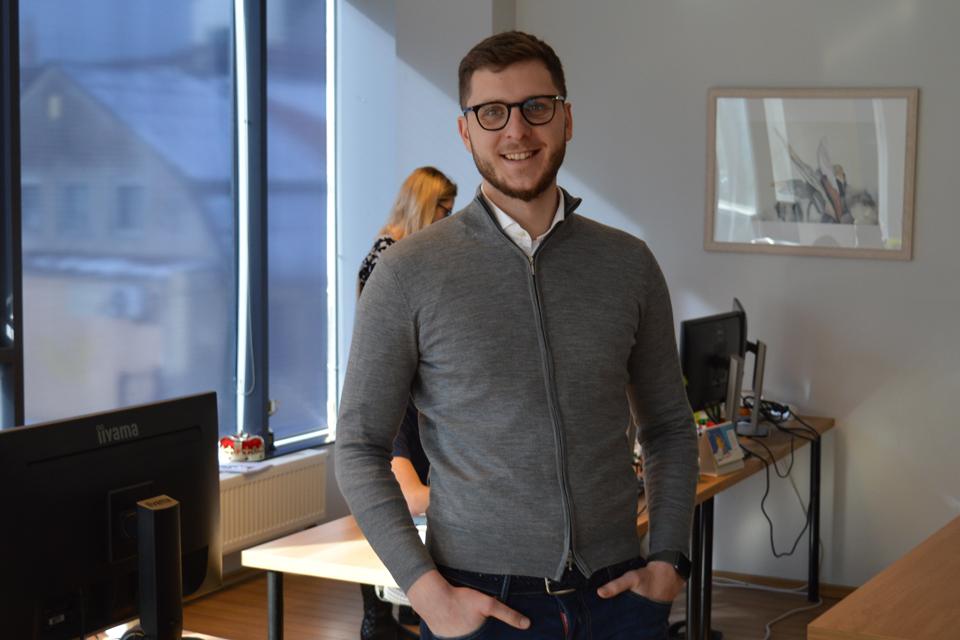 Klaipėdos startuolis dirba su pasaulio gigantais