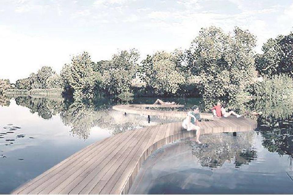 Malūno parkas sulaukė tvarkytojų: prasideda realūs darbai