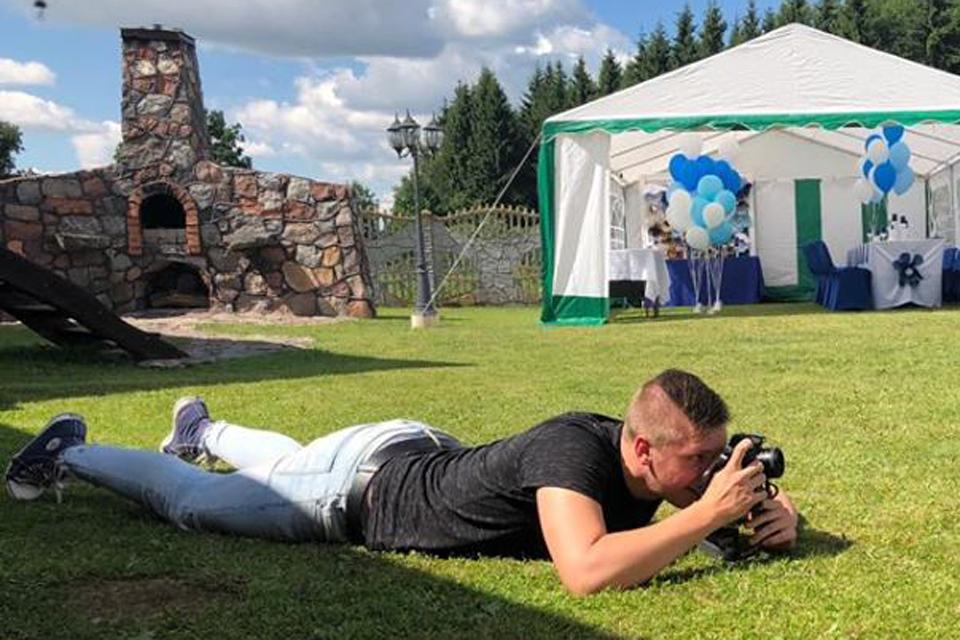 Mantas Bučnys kviečia į fotografijos dirbtuves
