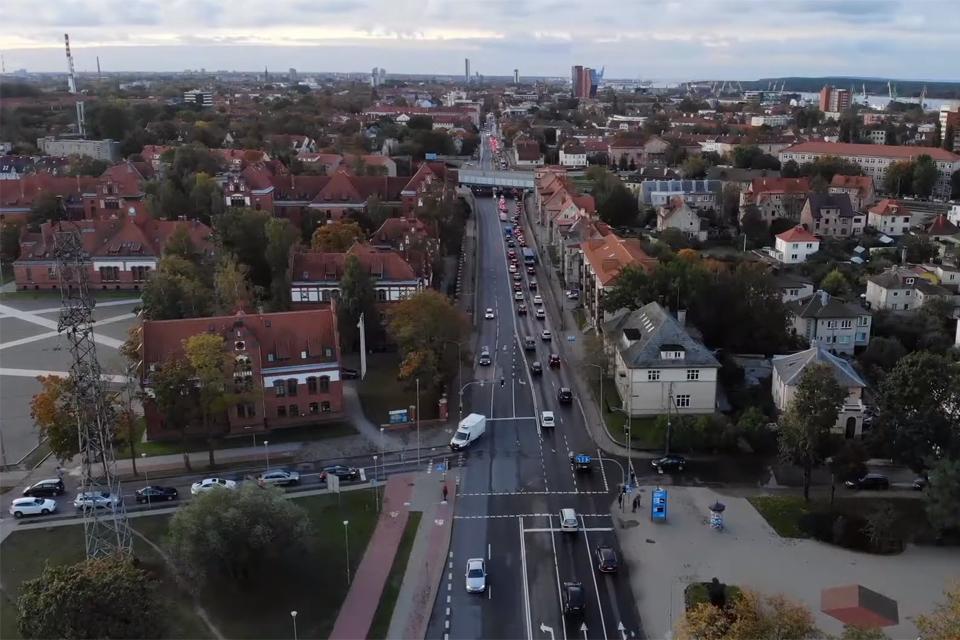 Autobusų grafikus pakoreguos ir pagal drono vaizdus