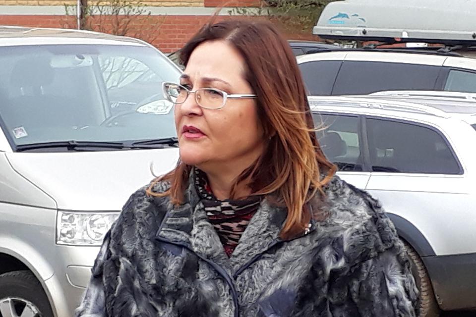 Elida Mantulova traukiasi iš pareigų