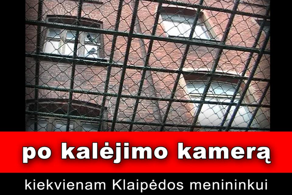"""Arūnas Marčauskas: """"Galutinis politikų nuosprendis Klaipėdos menininkų laisvei"""""""