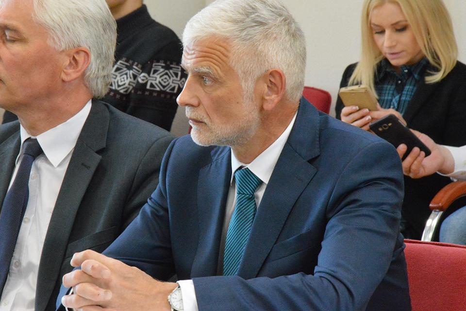 Российские пограничники задержали мэра Клайпедского района