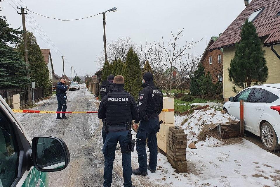 Žurnalistas sulaukė pranešimo apie sprogimą