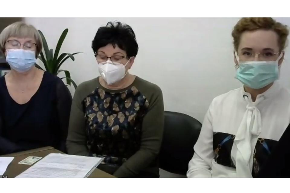 Ginekologės atleistos nuo baudžiamosios atsakomybės