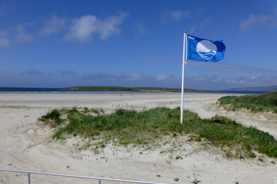 Smiltynėje ir II Melnragėje vėl kabės Mėlynoji vėliava