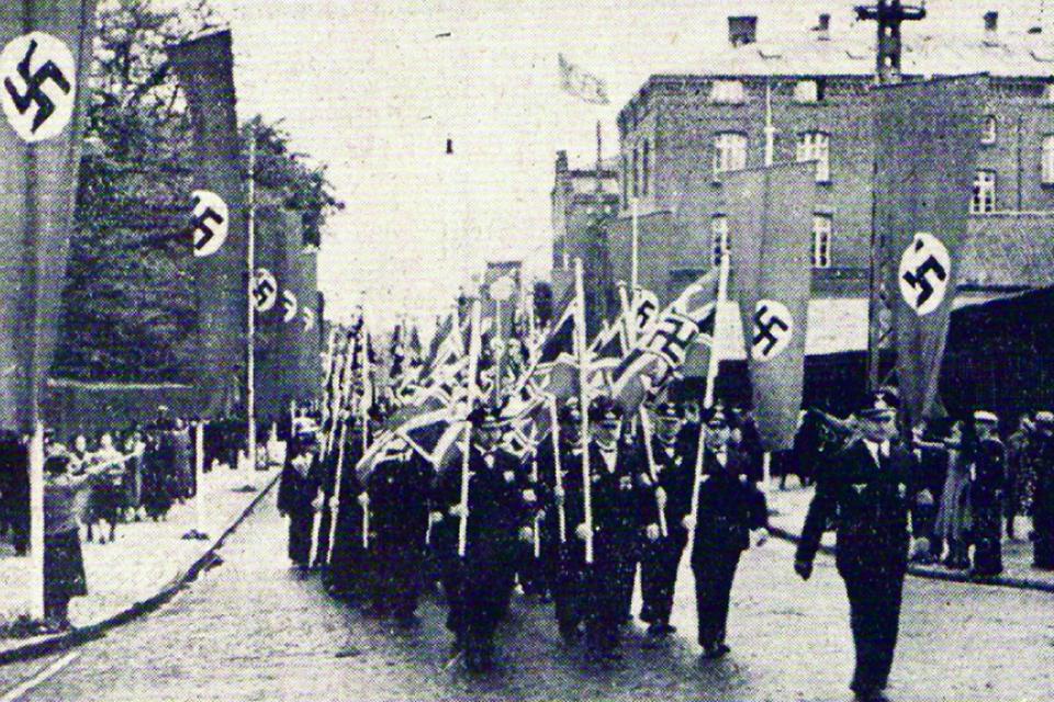 Klaipėda valdant naciams: kas čia dėjosi?