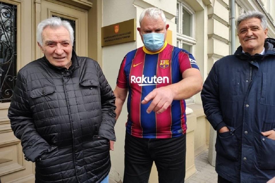 """Aistros dėl """"Barcelonos"""" nerimsta: sporto bendruomenė pasijautė nuliu"""