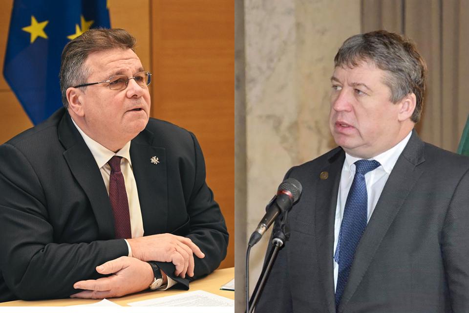 Diplomatų atgimimo traumos