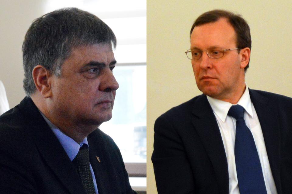 """Naglis Puteikis: """"Alvidas Šimkus išvadino Niną Puteikienę utėle, todėl partiečiai išreiškė nepasitikėjimą juo"""""""