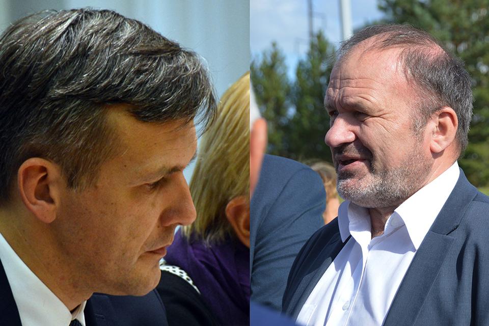 "Nuotekos su kenksmingomis medžiagomis: ""Klaipėdos vandens"" vadovai – nekalti"