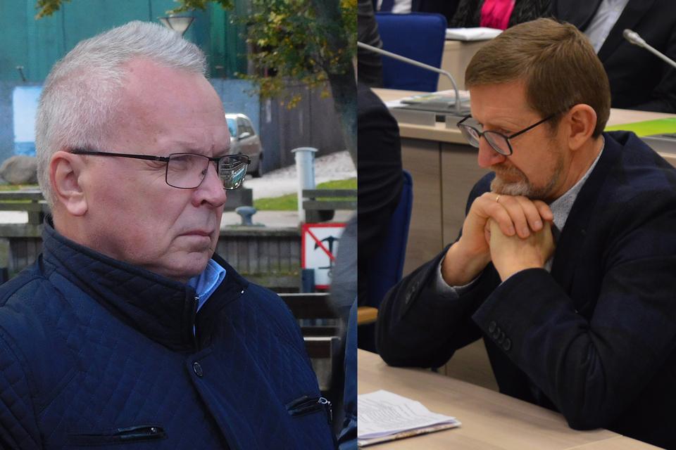 Etikos komisijai – du niuksai