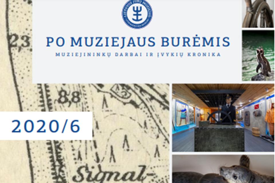Kiek eksponatų yra Lietuvos jūrų muziejuje?