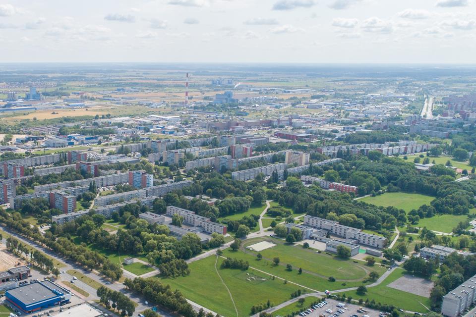 Liepą Klaipėdoje vėl padaugėjo sandorių su butais