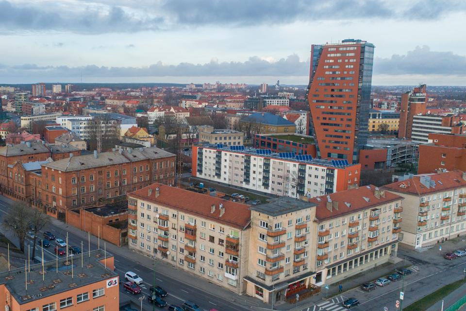 Pagalba Klaipėdos verslui – mažesni mokesčiai
