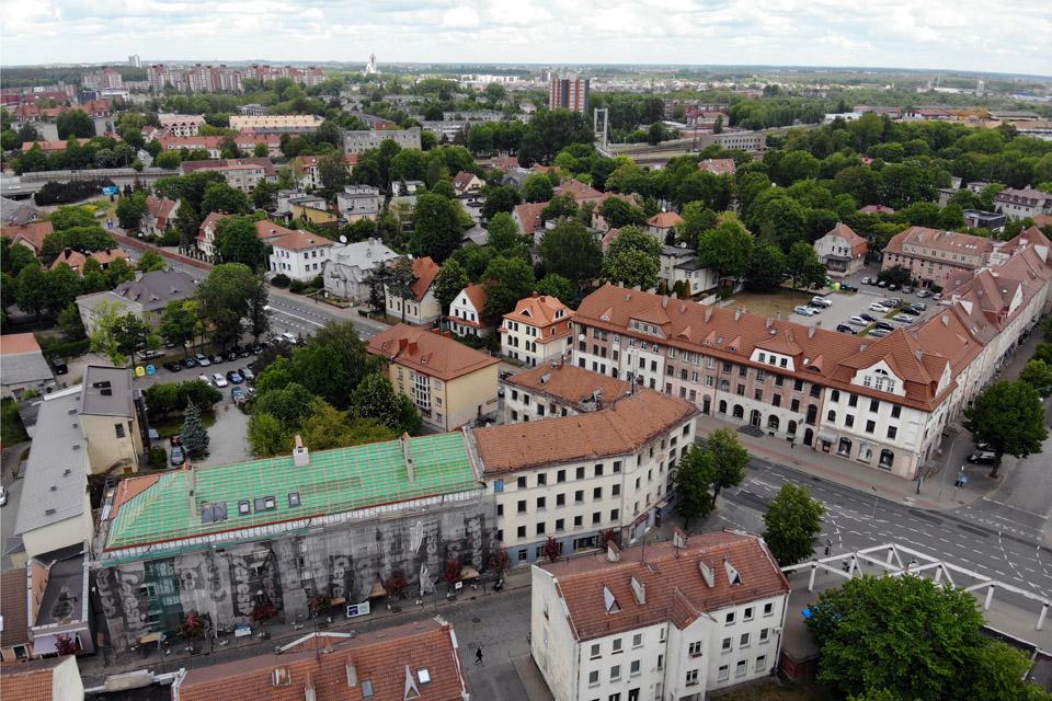 Supažindins su Klaipėdos gatvėmis