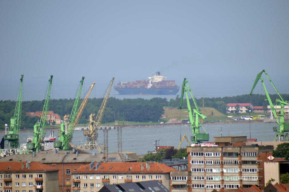 Klaipėdos uostas išlaiko augimo pagreitį