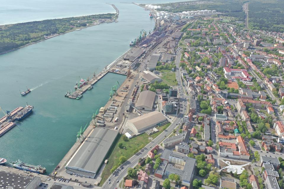 Miestas ir uostas: nebegerai abiem