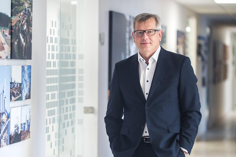 Klaipėdos pramonininkų asociacija išsirinko naują prezidentą