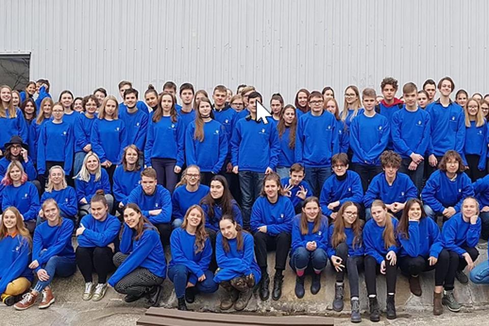 Moksleiviams padedantis projektas – ir Klaipėdoje