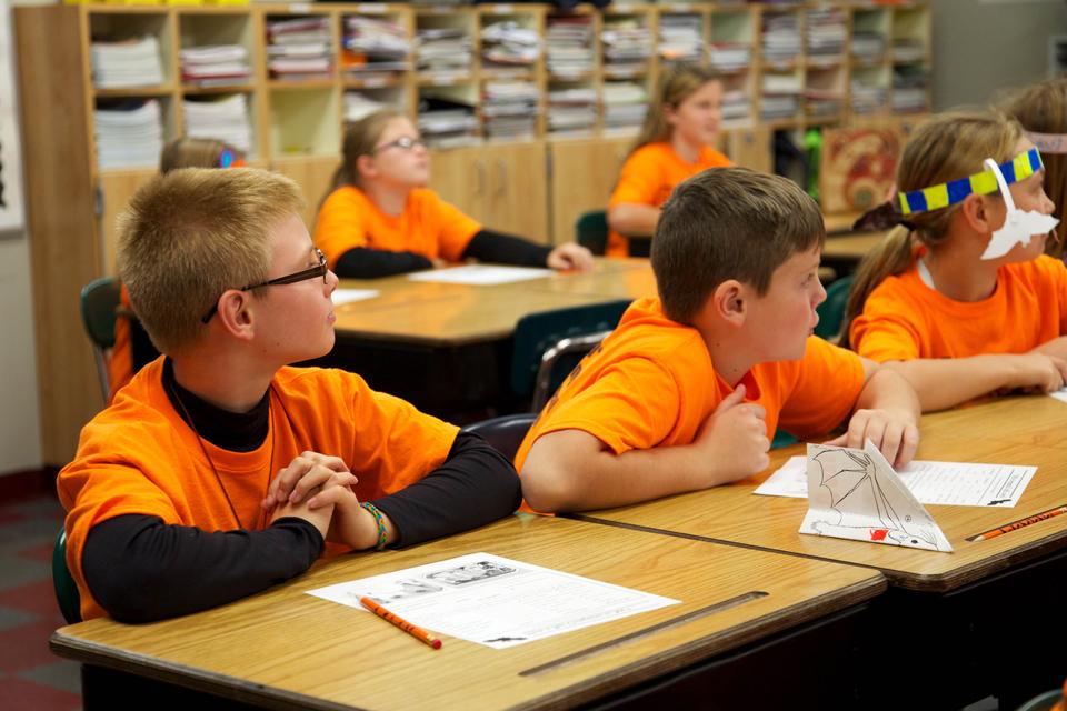 Trijose mokyklose – ugdymo naujovės