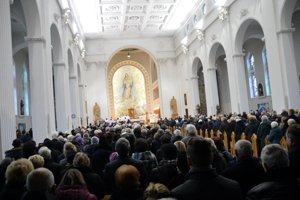 Marijos Taikos Karalienės bažnyčia: unikalaus įvykio 30-metis