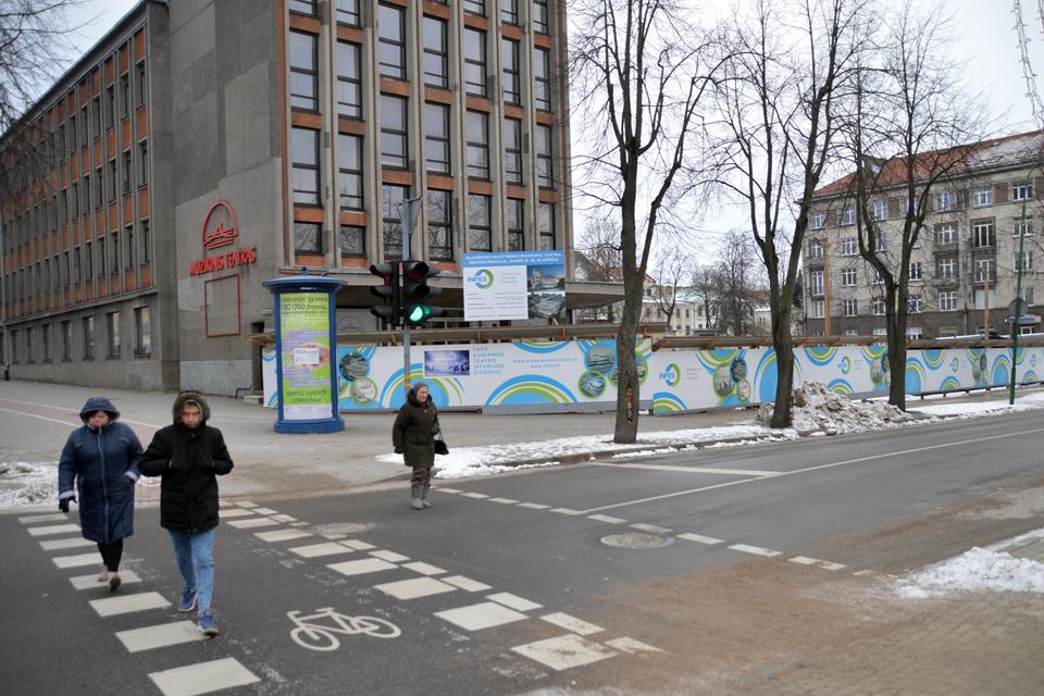 Gatvėse – nauji ribojimai